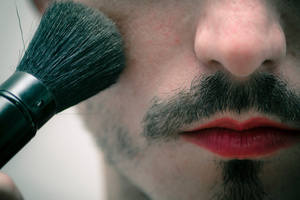 Do you know any men who wear makeup?Photo / Thinkstock