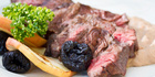 Recipes: Venison and blueberries