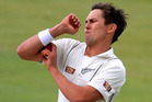 Cricket: Boult rises above gripes about pitch