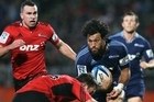 Rugby: Classy Crusaders down Blues