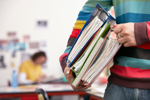 Some students had been caught and disciplined for passing off, as their own, work bought online. Photo / Thinkstock