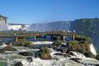 Brazil's might Iguazu Falls. Photo / Thinkstock
