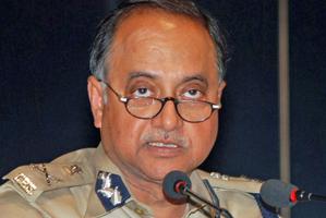 Delhi Police Commissioner Neeraj Kumar. Photo / AFP