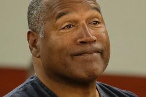 OJ Simpson appears in Clark County District Court in Las Vegas. Photo / AP