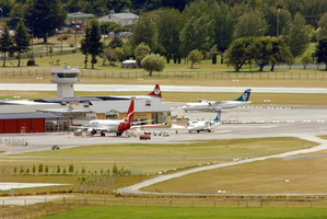 Queenstown Airport. Photo / File photo