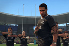 The All Blacks will carry the AIG brand into virtual arenas in Rugby Challenge 2. Photo / Supplied