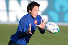 Rugby: Trinh-Duc left out of French squad