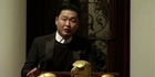 Psy addresses Harvard students 
