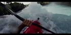 Kayaking the Huka falls