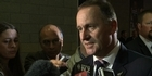 Watch: John Key: Post Budget comments