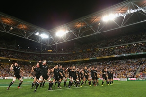Top 5: Travelling support for the All Blacks