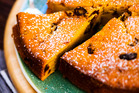 Recipe: Pumpkin and date cake