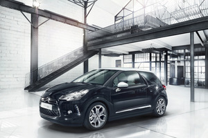 The Citroen DS3 is up for a design award in Australia. Photo