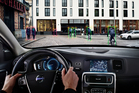 Volvo's new system detects cyclists and pedestrians, and can apply brakes to avoid crashes. Photo / Supplied