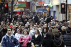 Modern Europeans living in neighbouring populations share around 12 genetic common ancestors. Photo / AP