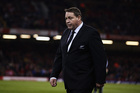 Steve Hansen is his own man, always has been always will be. Photo / Getty Images