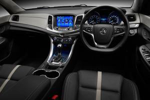 Holden Calais-V (VF) interior. Photo / Supplied