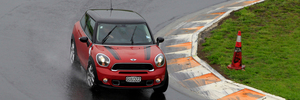Mini Paceman: it's the Mini Major