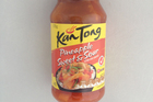 KanTong Pineapple Sweet & Sour Stir-Fry Sauce. $4.19 for 575g. Photo / Supplied