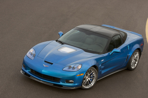 2009 Chevrolet Corvette ZR1. photo / supplied