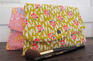 Make your own makeup bag. Photo / Supplied