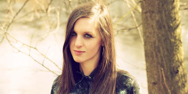Author Abigail Tarttelin. Photo / Supplied