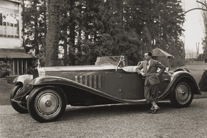 Bugatti Type 41. Photo / Supplied