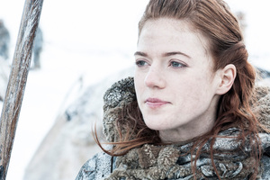 Rose Leslie as Ygritte in 'Game of Thrones'. Photo / Supplied