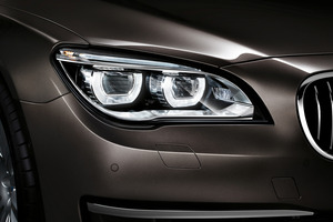 BMW 750I photo / supplied