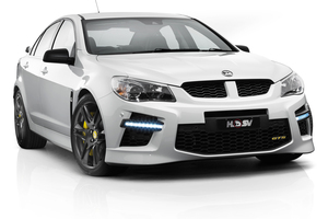 HSV GTS 'Gen F' Photo / Supplied