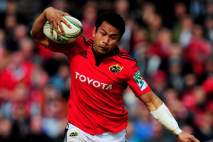 Casey Laulala was ready to leave Munster and join the Chiefs. Photo / Getty Images