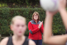 Robyn Polley says children should not have to suffer intimidation and bad behaviour from parents at sports matches. Photo / Rhys Palmer