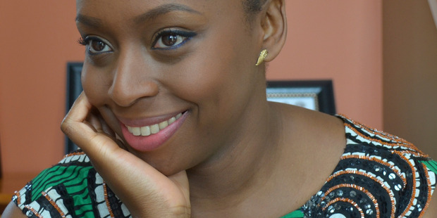 Writer Chimamanda Ngozi Adichie. Photo / Supplied