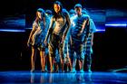 The New Zealand Dance Company in Human Human God. Photo / John McDermott