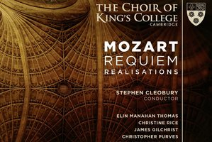 King's College Mozart Requiems. Photo / Supplied