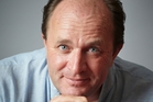 William Dalrymple is visiting for the Auckland Writers and Readers Festival. Photo / Supplied