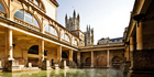 The Roman architecture in Bath. Photo / Getty Images