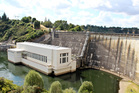 The dam and power station on Lake Karapiro - part of Mighty River Power's generation portfolio. Photo / Grant Bradley