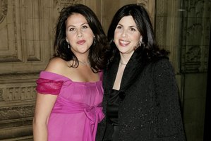 Sisters Sofie (left) and Kirstie Allsopp know they face breast cancer risks. Sofie has had a double mastectomy to try to prevent the disease. Photo / Getty Images