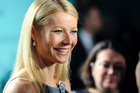 Gwyneth Paltrow says her focus on health was triggered by her dad's cancer.Photo / AP