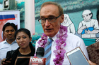 Australia's Foreign Minister Bob Carr. Photo / AP