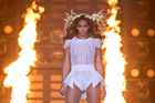 Beyonce is among several big-name singers tied to Sony Music. Photo / AP