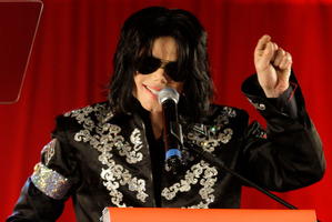 Travis Payne says, Michael Jackson appeared 'loopy' after visiting Dr. Klein. Photo / AP
