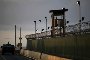 Guantanamo Bay in Cuba. Photo / AP