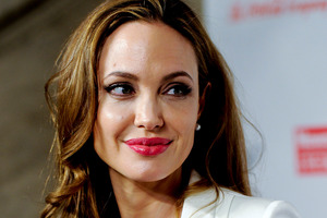 Angelina Jolie has had a preventive double mastectomy.Photo / AP