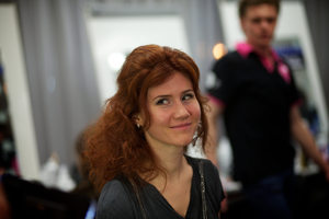 Russian Anna Chapman, who was deported from the U.S. on charges of espionage. Photo / AP