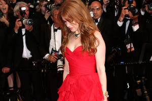 Actress Isla Fisher at the 66th international film festival, in Cannes.Photo / AP