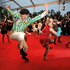 Dancers perform on the red carpet ahead of the opening ceremony and the screening of The Great Gatsby at the 66th international film festival, in Cannes.Photo / AP