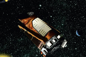 The Kepler telescope has lost the second of four wheels which control its orientation. Photo / AP