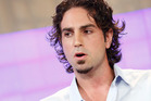 Choreographer Wade Robson.Photo / AP
